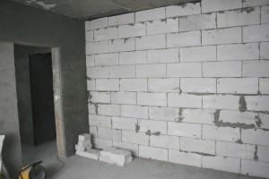 Стена из газобетона каменщики в Донецке
