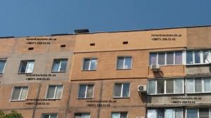 утепление стен донецк квартиры 9 этаж 50 мм пеноплэкс короед