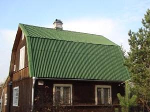 Ремонткровли крыш домов в Донецке еврошифером