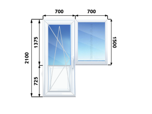 Окна Балконы Донецк ДНР цена
