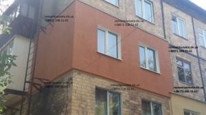 утепление стен донецк квартиры 2 этаж 50 мм пенопласт короед вид 1
